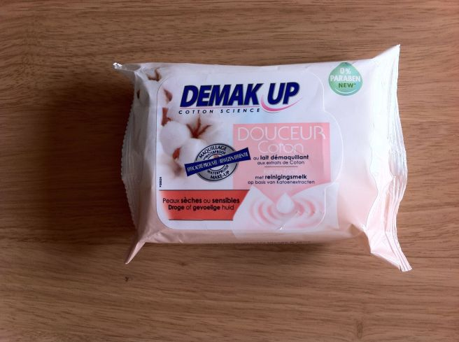 Lingettes Demak'up