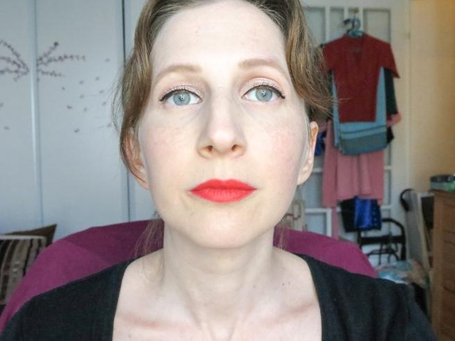 Revlon Colorburst Matte Balm, 240, Striking/Spectaculaire