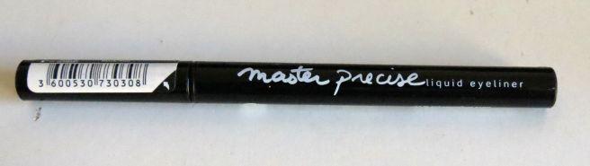 eyeliner master precise, gemey maybelline. zoom produit