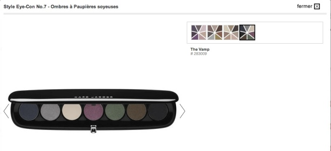 Marc Jacobs, Style eye con No.7_The Vamp