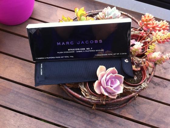 The Lolita, Marc Jacobs, boite et pochette