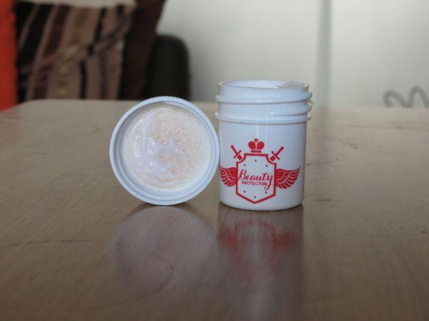 Protect&Treat, masque de cheveux, Beauty Protector (pot ouvert)